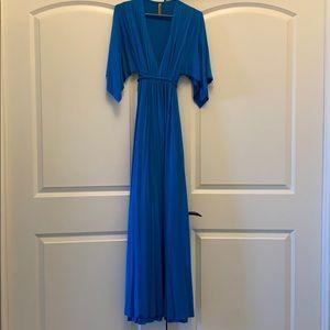 Rachel Pally caftan maxi dress small